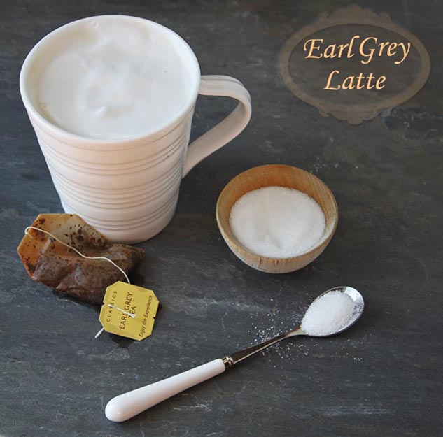 Lady Grey Latte