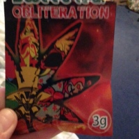 sweet leaf obliteration herbal incense review