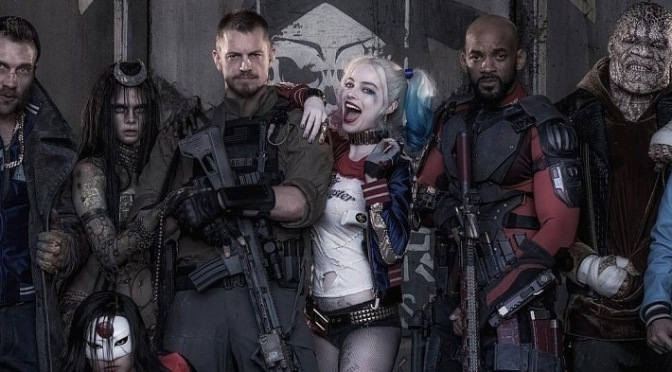 DC Suicide Squad Trailer and the DC universe