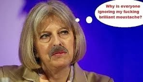Theresa May's blanket ban, not a waste of tax payers money at all…